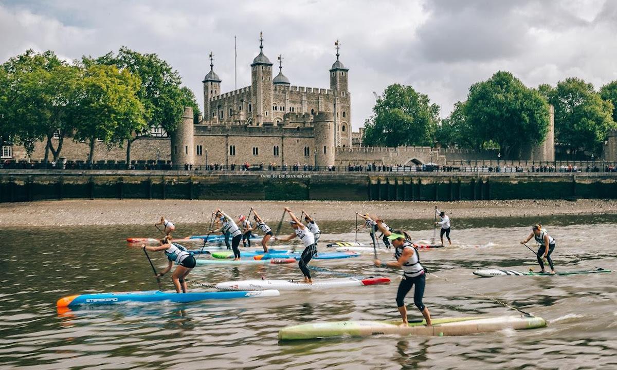 london sup open 2019 distance women
