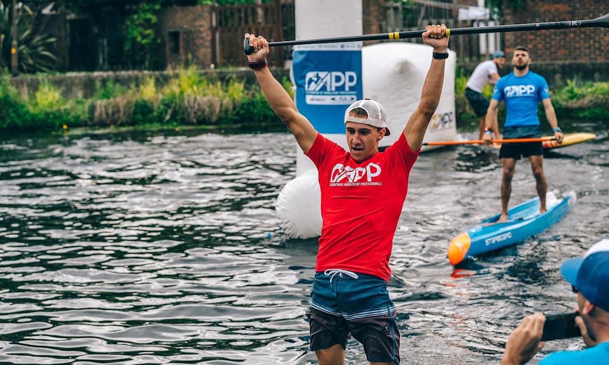 london sup open 2019 sprints noic garioud