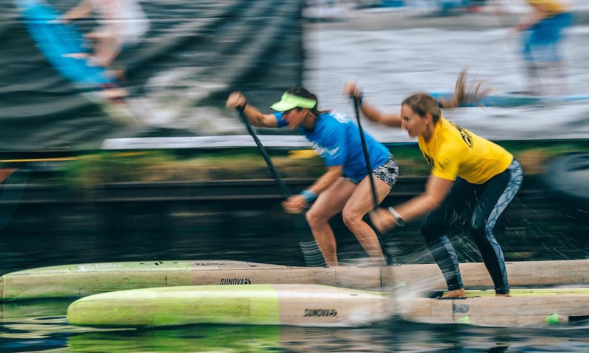 london sup open 2019 sprints women