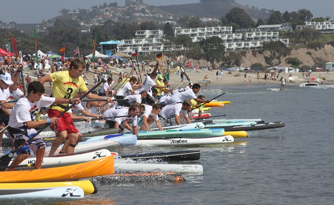 Battle of the Paddle California 2011 - Men Elite - 1