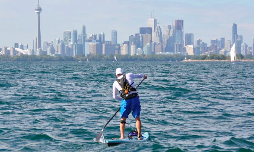 august 2019 events of the month 32 mile Lake Ontario Crossing