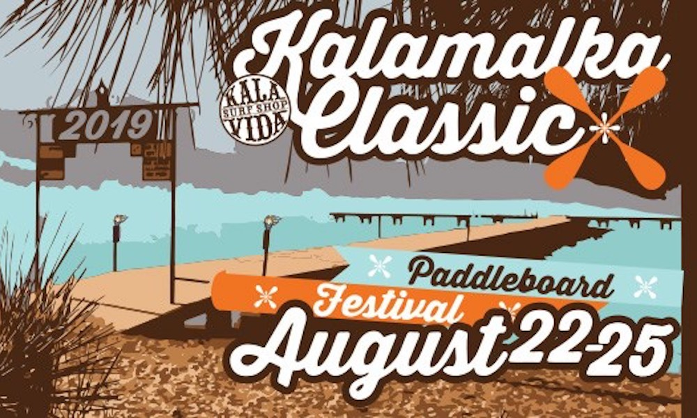 august 2019 events of the month Kalamalka Classic SUP Festival