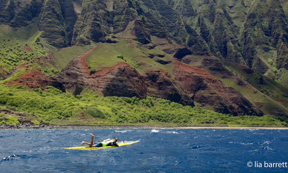 august 2019 events of the month Na Pali Race