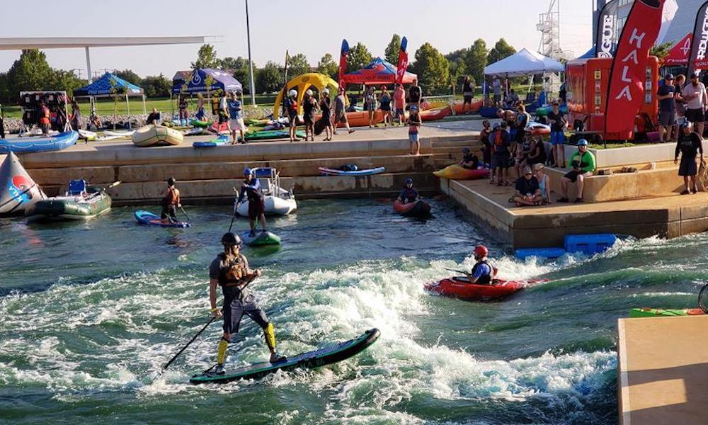 august 2019 events of the month Paddle Sports Retailer Demo Day