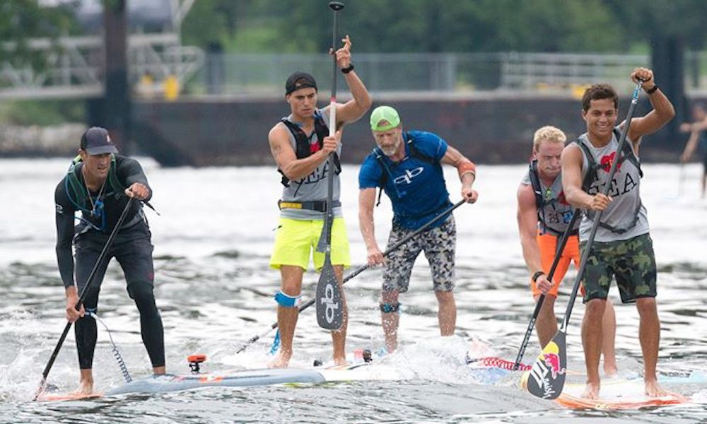 august 2019 events of the month SEA Paddle NYC