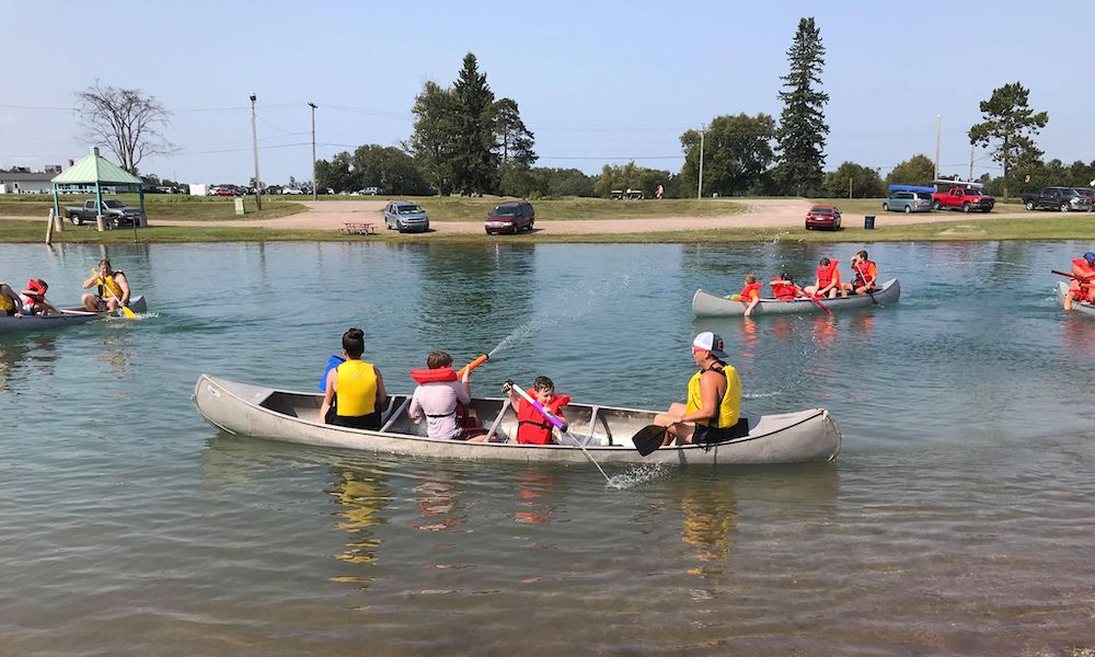 august 2019 events of the month Soo Ultimate Paddle Day