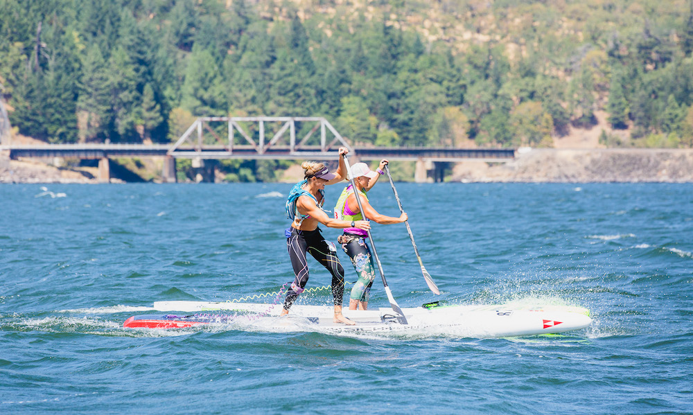 august 2019 events of the month gorge paddle Challenge