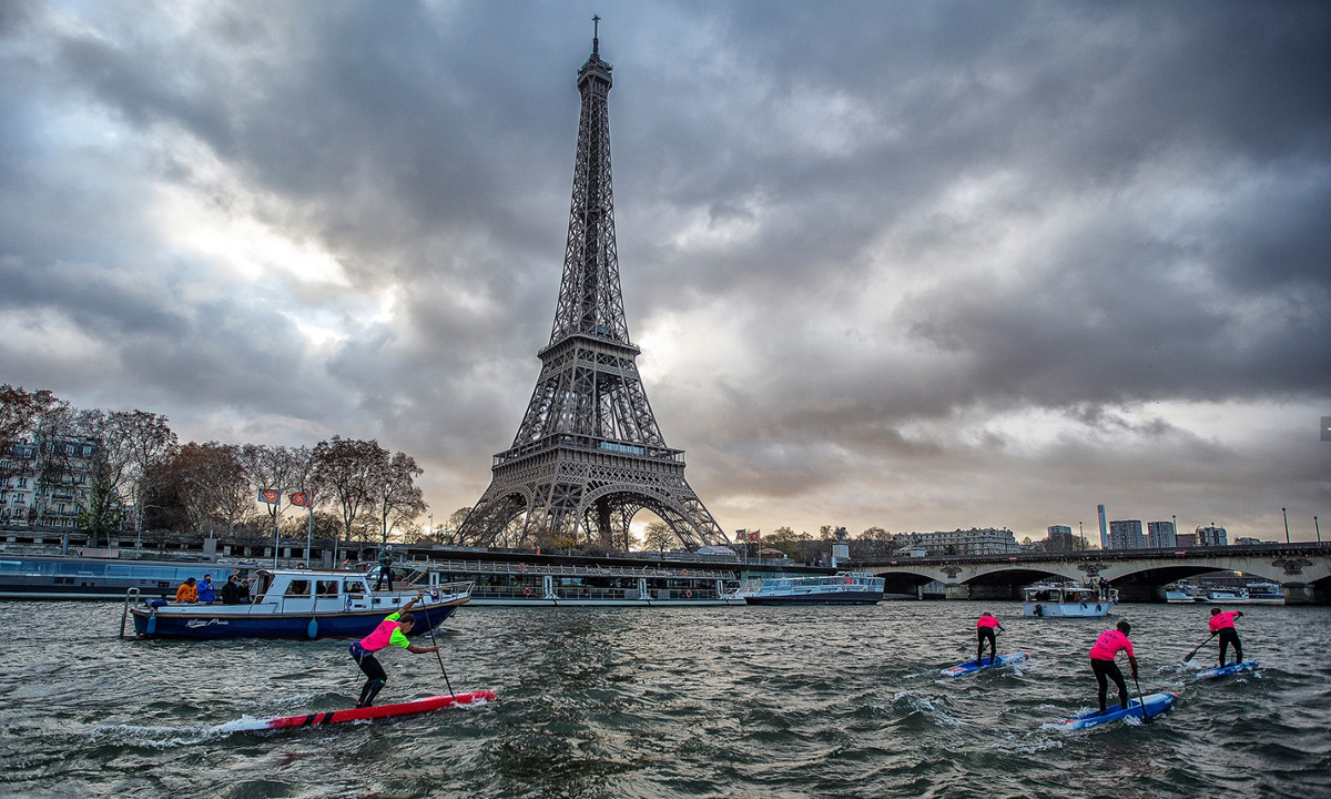 paris sup open