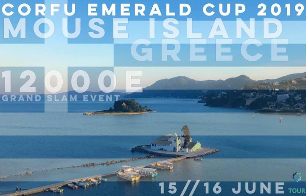 corfu emerald cup