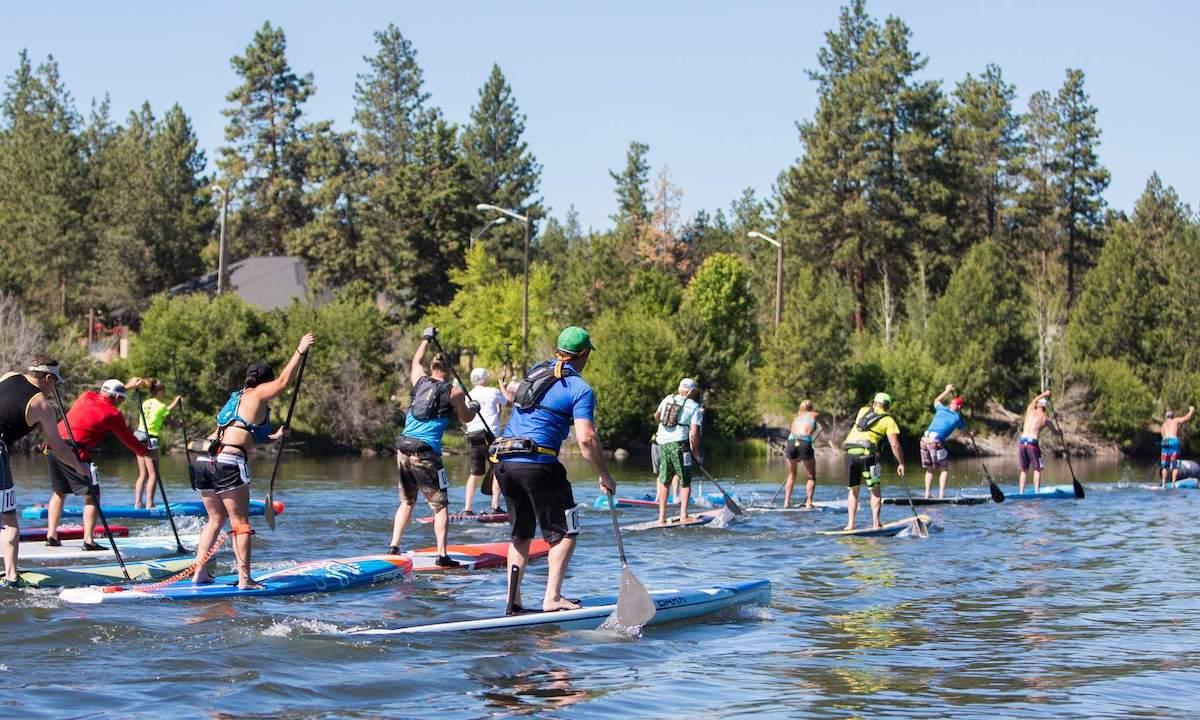 desert orthopedic paddleboard challenge