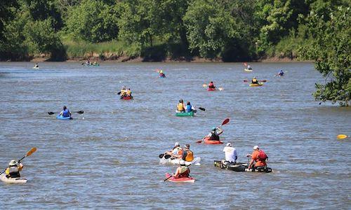 great iowa river race