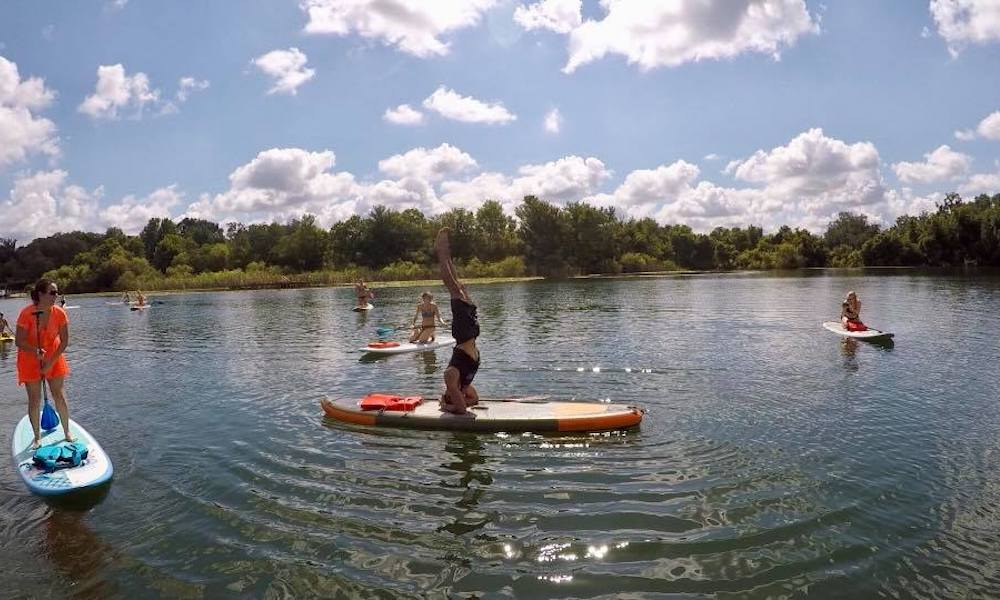 lake maryjane paddlefest