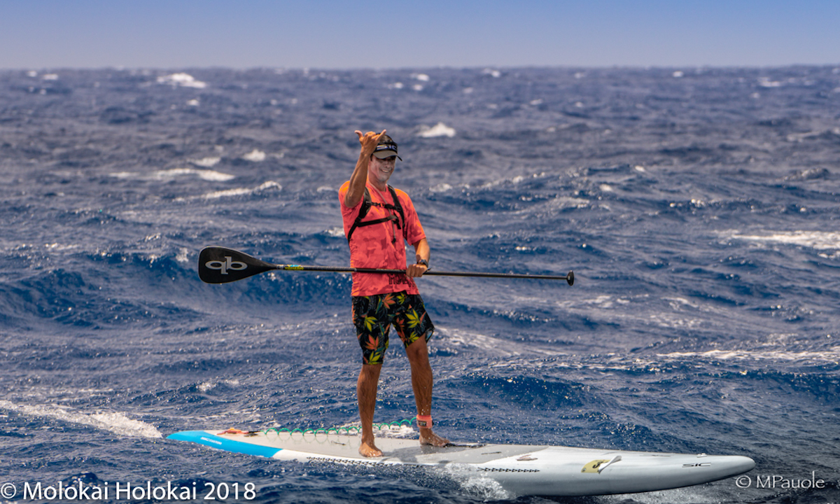 Inside the 2018 Molokai Holokai Paddle Festival 1