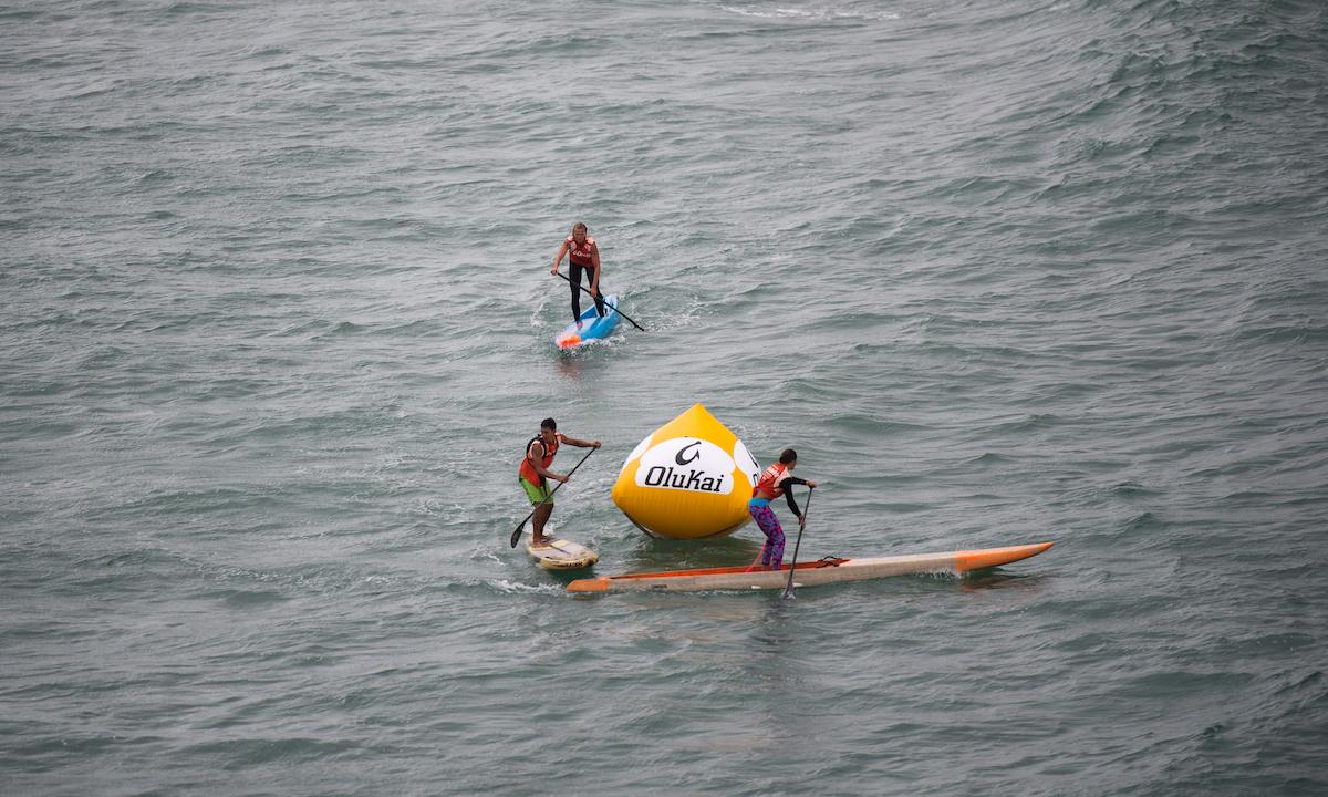olukai 2017 buoy turn