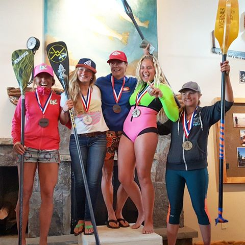 payette games 2015 womens podium