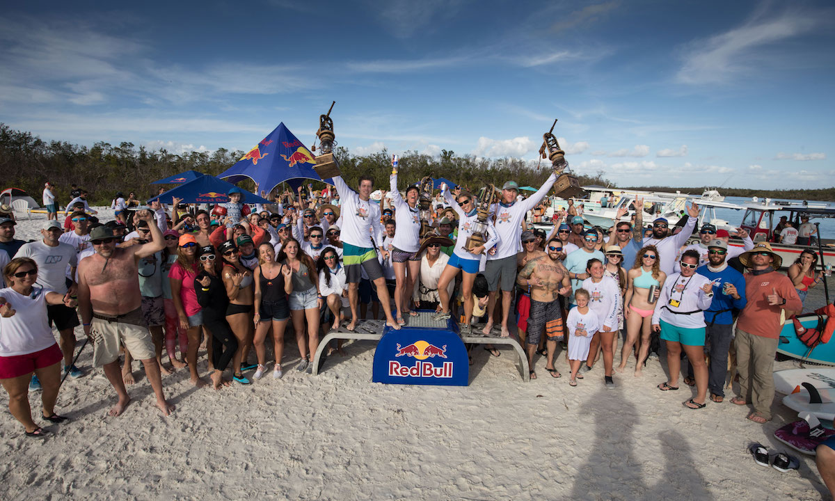 red bull privateers 2018 sup race 3