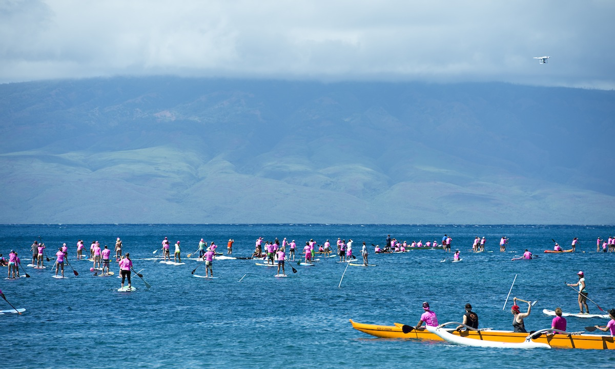 maui paddle for a cure 2015 1