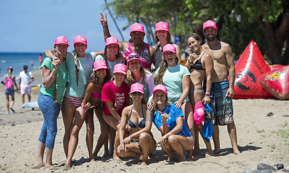 maui paddle for a cure 2015 2