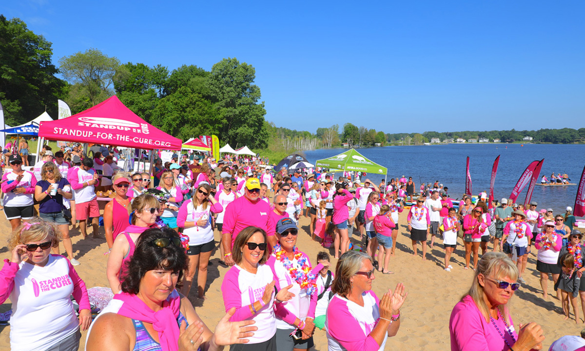 standup for the cure 2019 muskegon