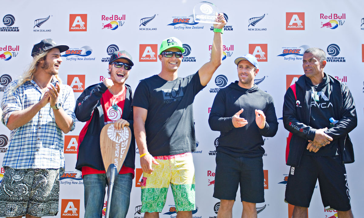 2016 ultimate waterman danny ching wins outrigger