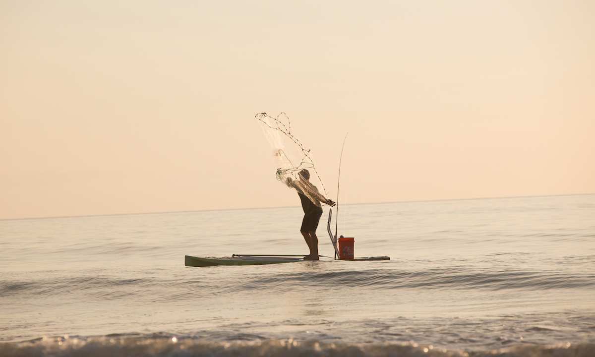 tips for sup fishing rookies 3