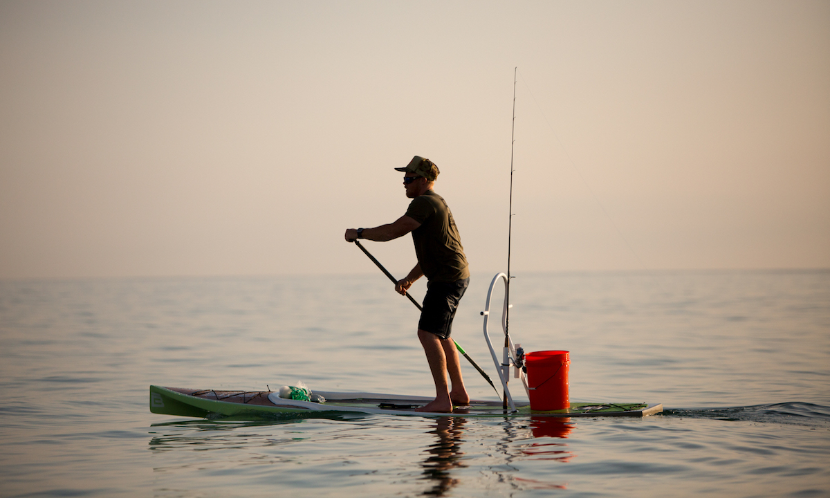 tips for sup fishing rookies 4