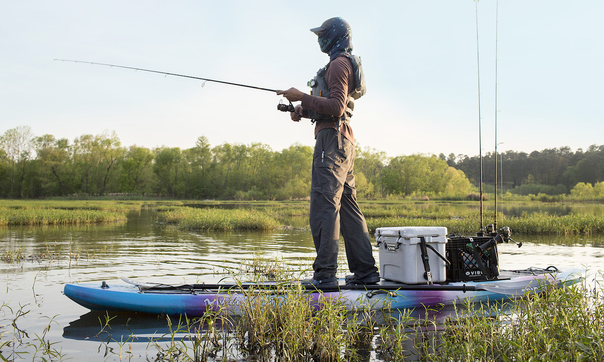 fishing tips vibe kayaks