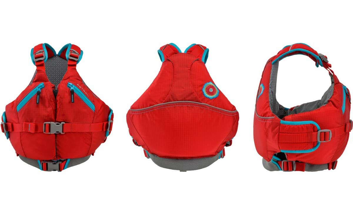 best looking coast guard certified life jacket astral otter