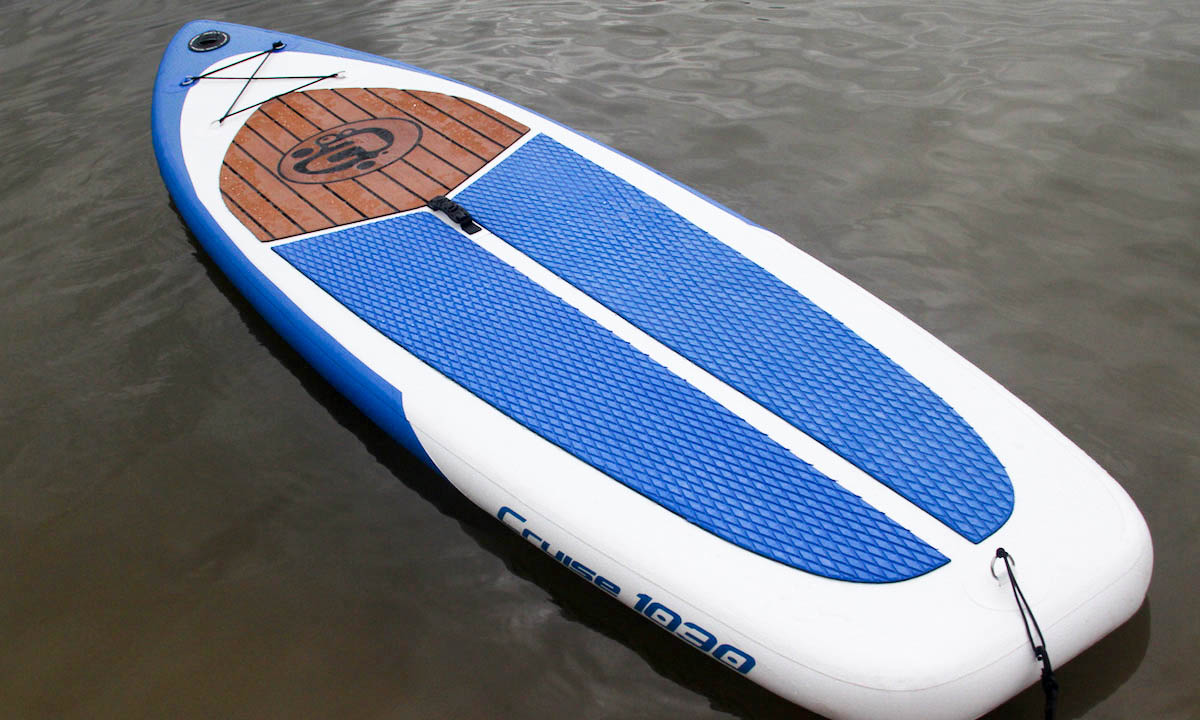 Airhead Cruise Paddle Board Review 2018