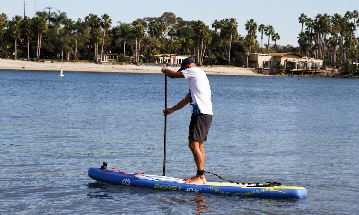 Aqua Marina Beast Paddle Board Review 2018