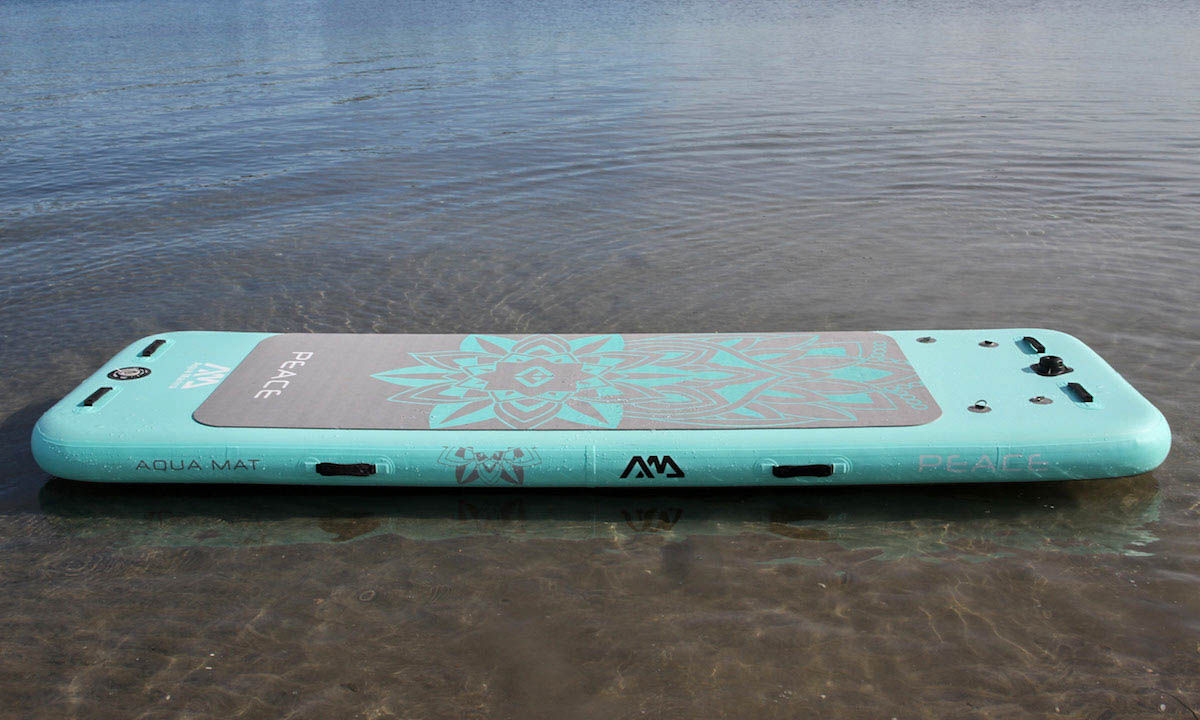 Aqua Marina Peace Paddle Board Review 2018
