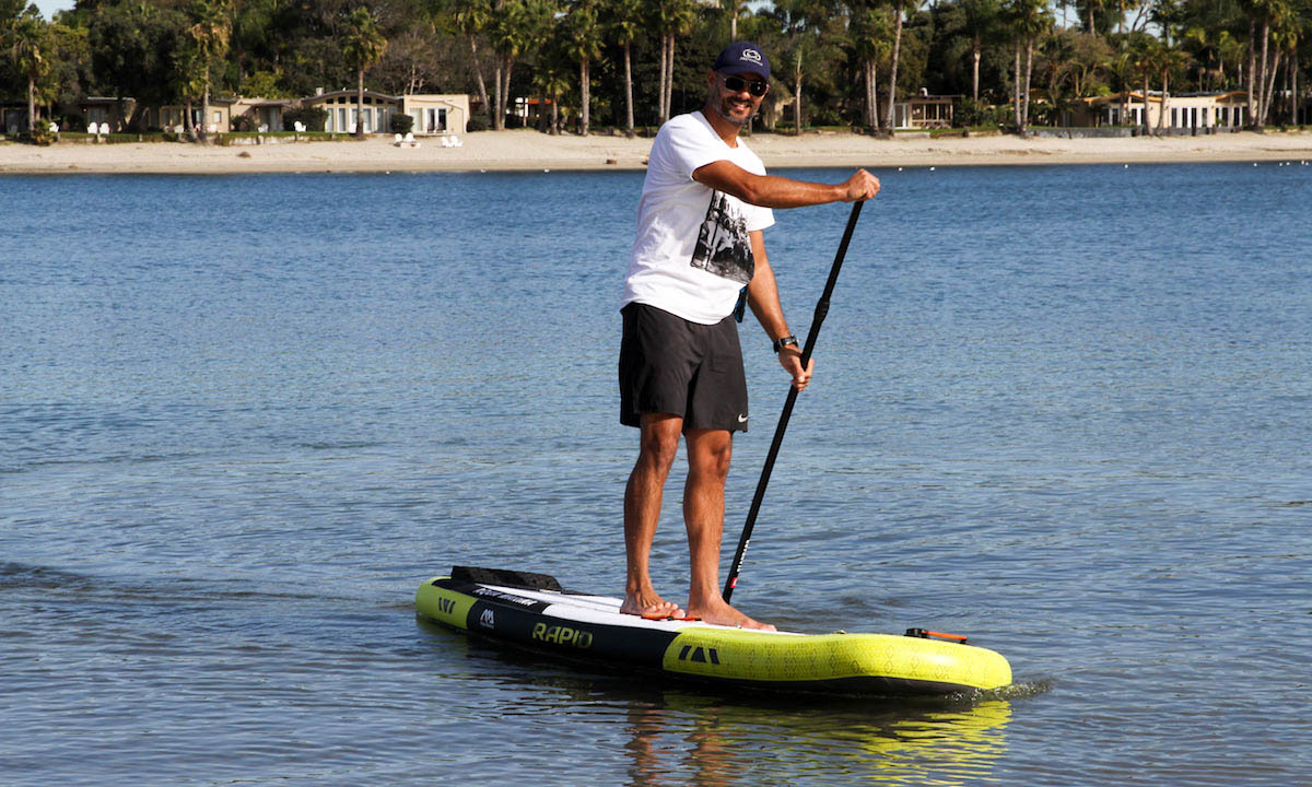Aqua Marina Rapid Paddle Board Review 2018