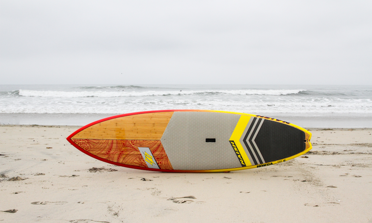 2018 best non inflatable sup naish hokua