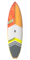 best non inflatable sup 2018 naish hokua