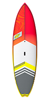 best non inflatable sup 2018 naish mad dog