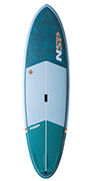 best non inflatable sup 2018 nsp cocomat allrounder