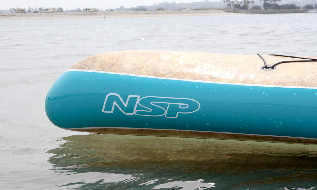 best non inflatable sup 2018 nsp cocomat performance tour