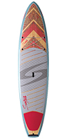 best non inflatable sup 2018 surftech aleka