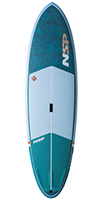 2018 best all around paddle board nsp allrounder