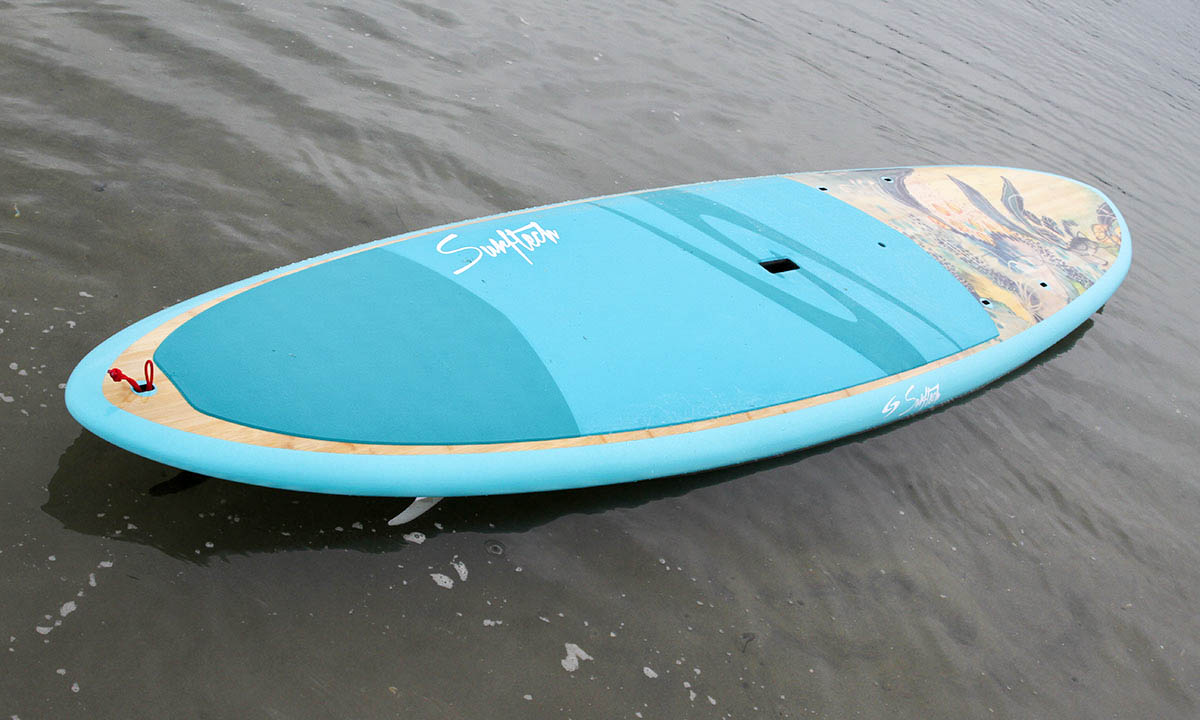 best all around paddle board 2018 surftech generator