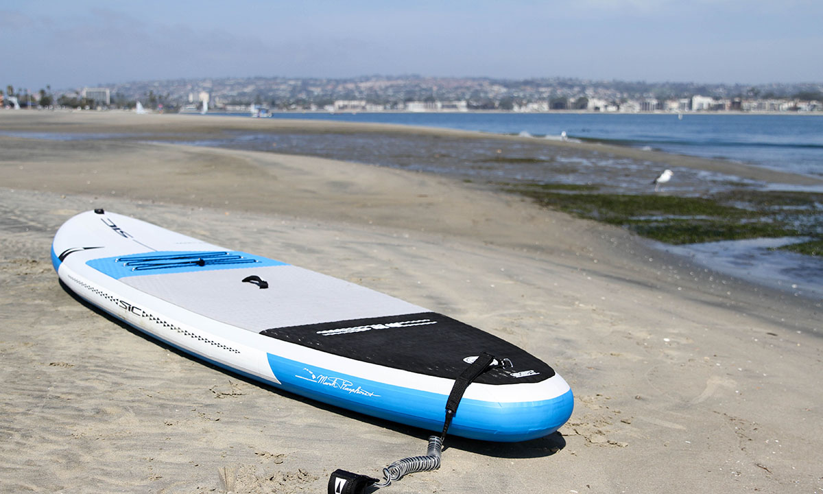 best all around standup paddle board 2020 sic maui tao surf air glide 2