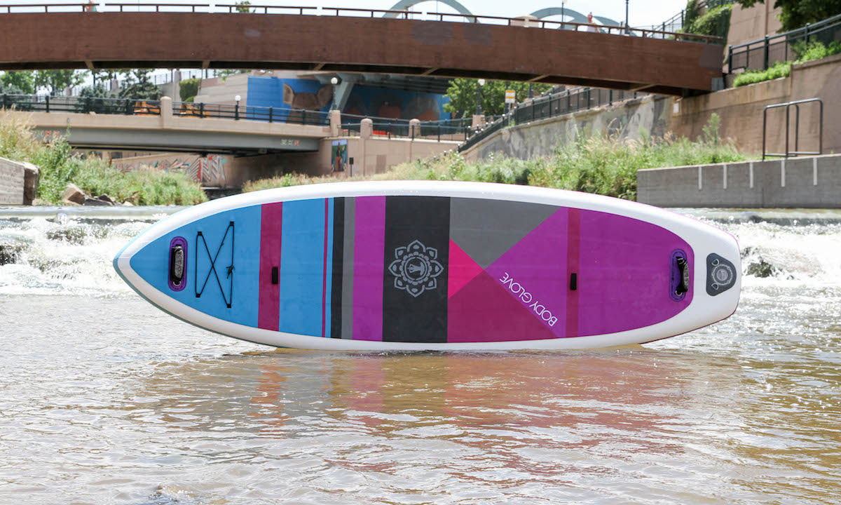 best beginner standup paddle board 2019 body glove oasis 1