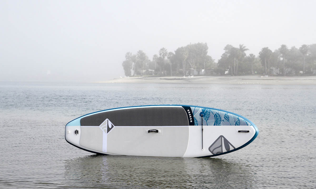 2018 best inflatable sup boardworks shubu kraken