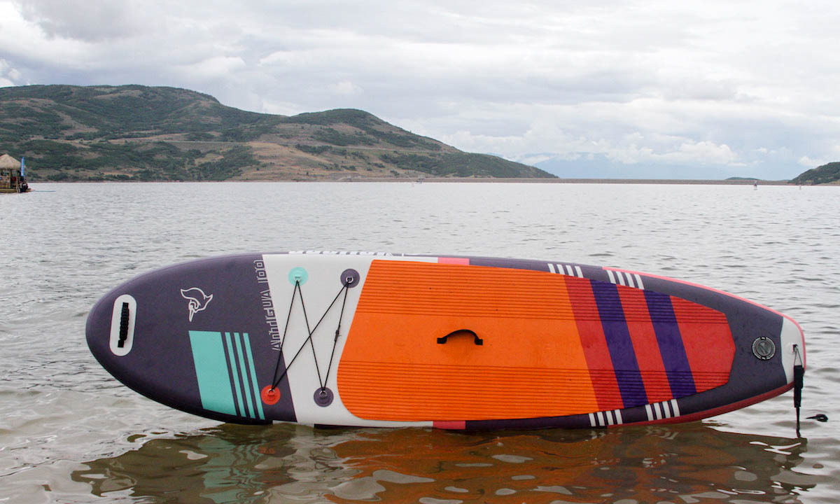 2018 best inflatable sup pelican antigua