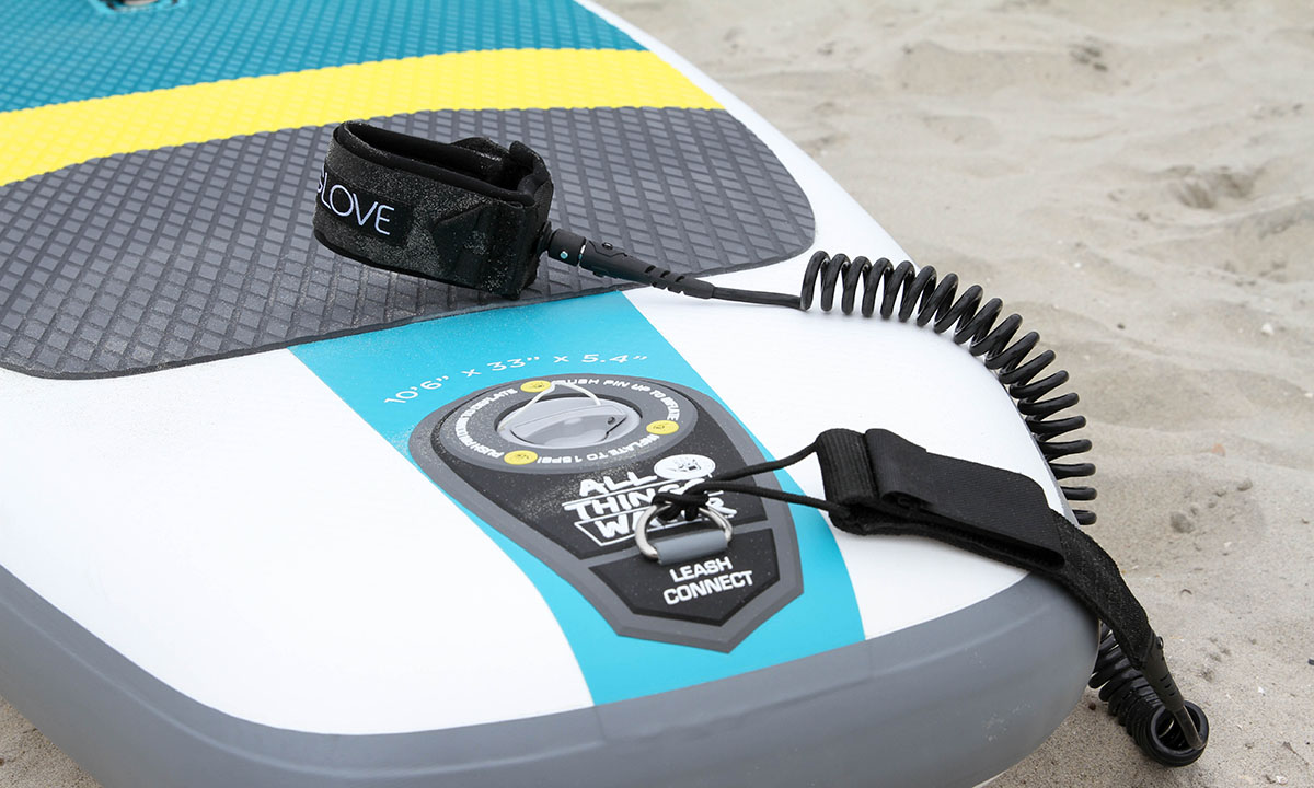 best inflatable standup paddle board 2019 body glove navigator 3