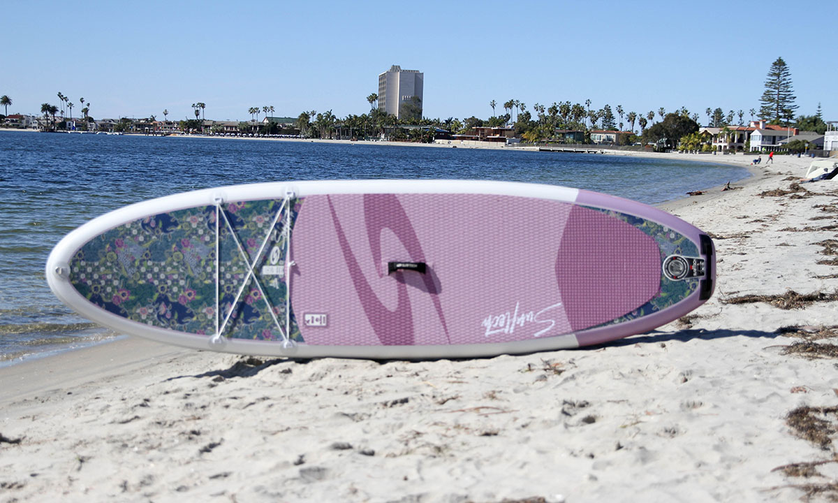 best inflatable standup paddle board 2019 surftech alta 1