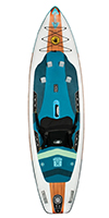 best inflatable standup paddle board 2020 body glove porter