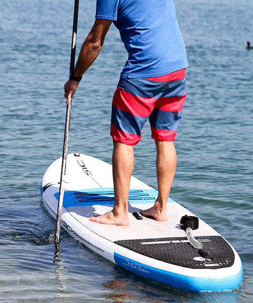 best inflatable standup paddle board 2020 sic maui tao surf air glide 3