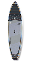 best inflatable standup paddle board 2020 surftech high seas