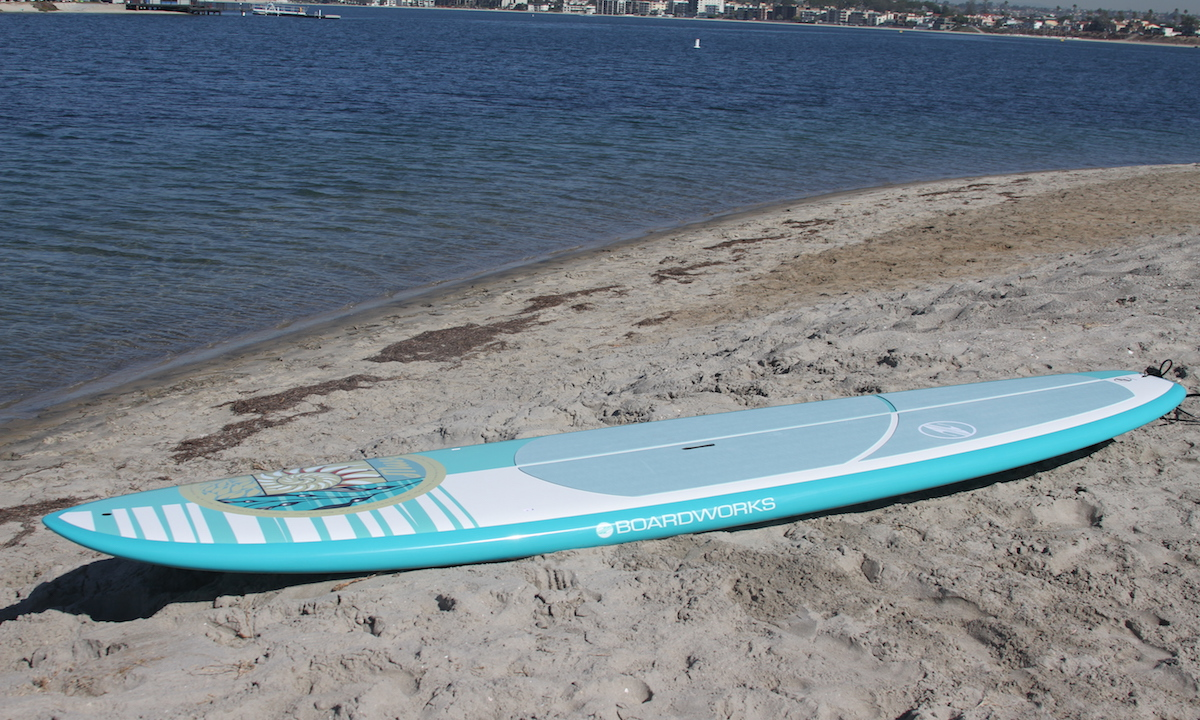 best non inflatable sup boardworks muse 1
